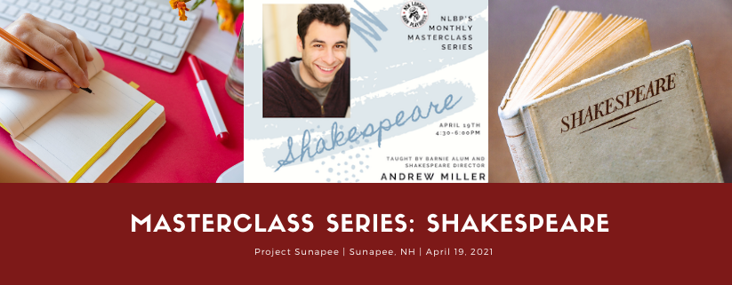 Monthly Masterclass Series: Shakespeare