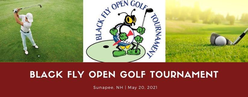 2021 Black Fly Open Golf Tournament