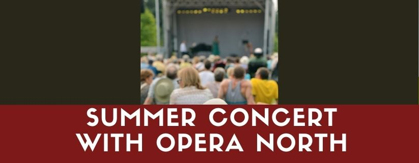 Summer Concert with Opera North